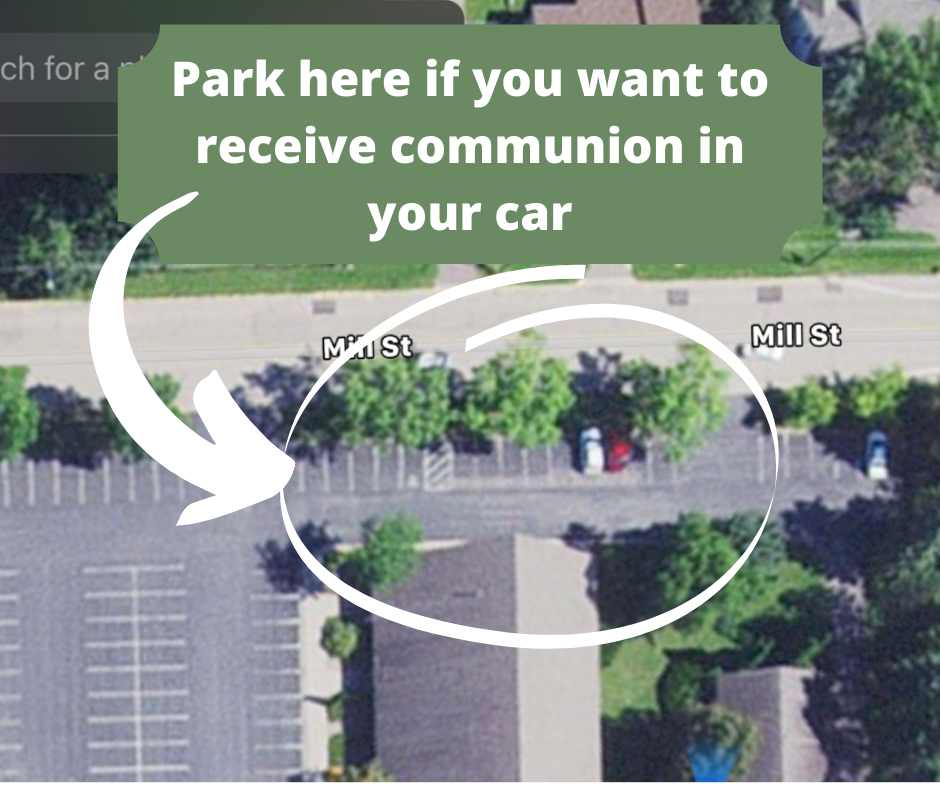 Communion in your car